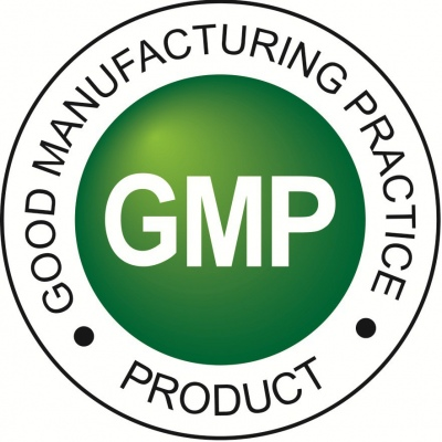 Obtaining GMP certificate